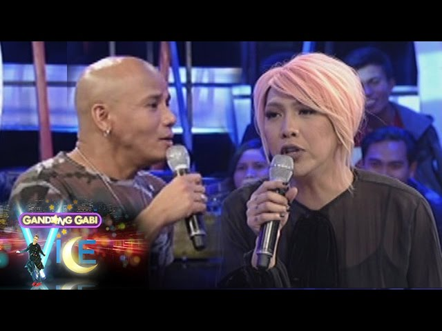 GGV: Vice Ganda and Wacky Kiray acts with Judy Ann Santos