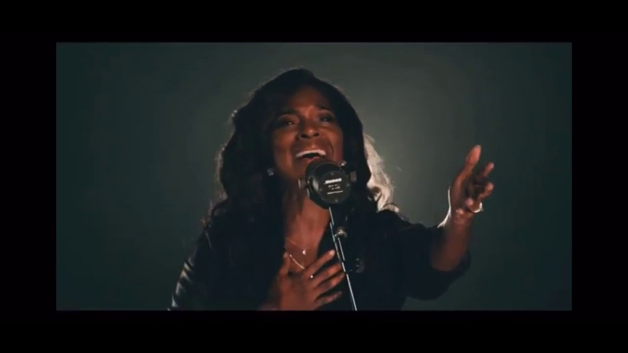 "Myshel singing ""Better"" from Volume 23 of The Worship Initiative"