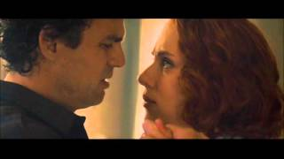 Avengers: Age Of Ultron- Bruce Natasha Bedroom Scene