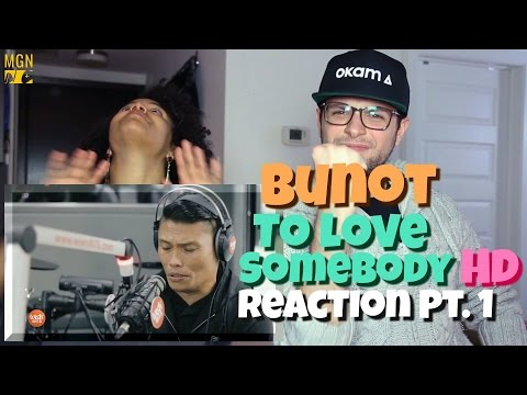 Roland 'Bunot' Abante - To Love Somebody (Michael...