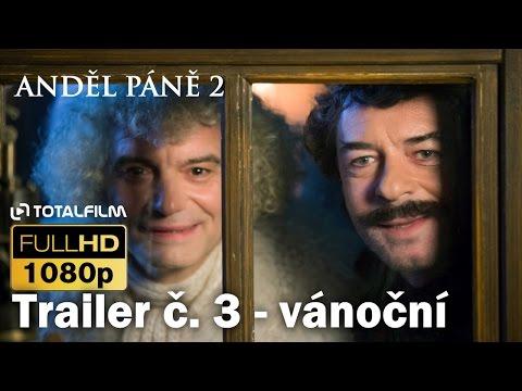 Anděl Páně 2 (2016) HD trailer 3 - vánoční
