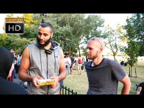 P1 - Warlords & MMA!? Mohammed Hijab & Spiritual Vegan   Speakers Corner   Hyde Park