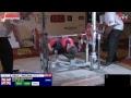 Sub-Junior Men, 53kg - 120+kg - 2017 IPF Classic Bench Press World Championship