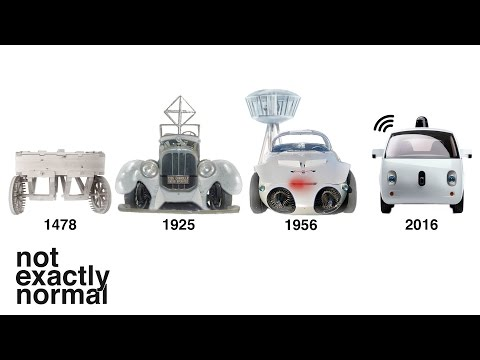The First Self Driving Car is 500 Years Old
