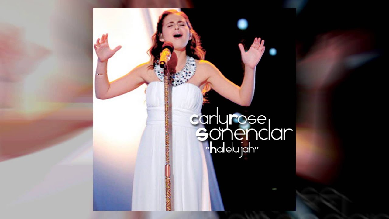 Carly Sonenclar - Hallelujah (The X Factor Finale) - YouTube