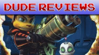 Ratchet & Clank: Going Commando - Dude Reviews