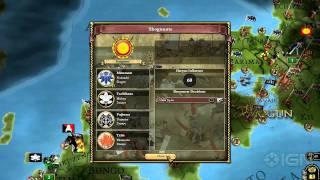 Europa Universalis 3: Divine Wind Trailer