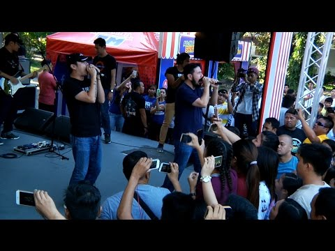 #LahatKasamaSaSaya - Parokya ni Edgar Surprise Concert sa Cabanatuan
