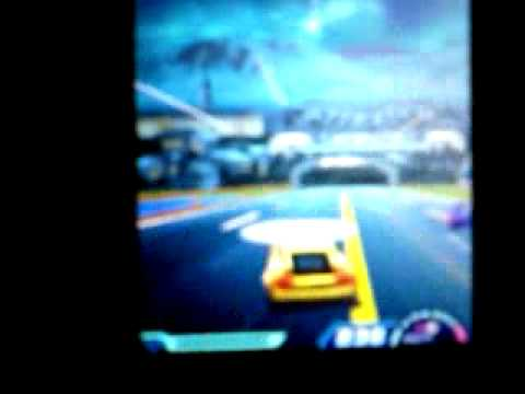 asphalt6 adrenaline on Nokia 5130 xpressmusic
