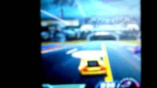asphalt6 adrenaline on Nokia 5130 xpressmusic