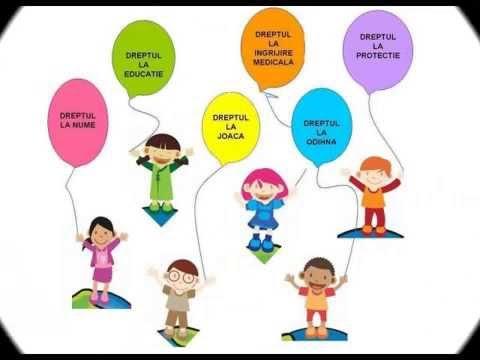 Ziua Internationala A Drepturilor Copilului 20 Nov 2015