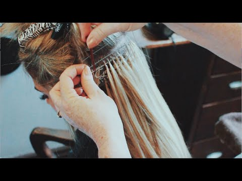EXCLUSIVE BLEACH GONE WRONG/HAIR EXTENSION VLOG♡