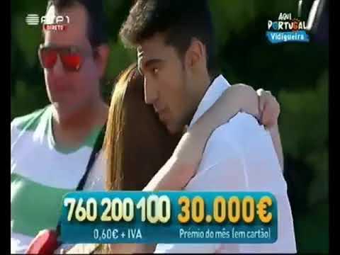 FERNANDO MELÃO - OFICIAL Amor Contigo  na Vidigueira Aqui Portugal RTP 4 4 2015 Contacto para Shows