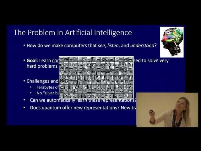 Quantum Computing: Transforming the Digital Age - Krysta Svore - June 9 2015