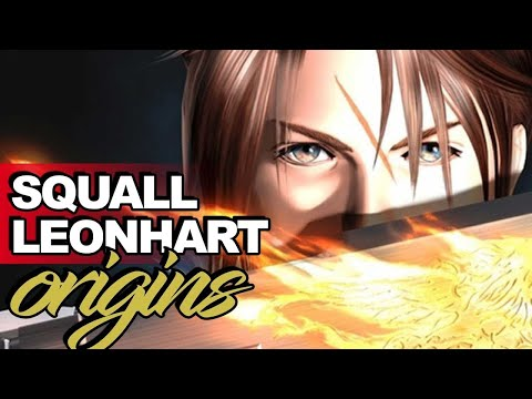 Squall Leonhart's Origins Explained (Birth to Leader) ► Final Fantasy 8 Lore