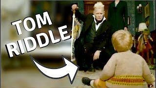 dumbledore and grindelwald blood pact