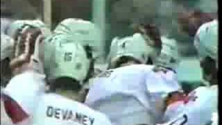 1980 Winter Olympics USSR vs. Canada