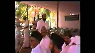 (Malayalam) Mubahila Kodiyathur Kerala 1989 (Part 3/4) (Ahmadiyya)