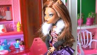 Видео с куклами Monster High серия 37 Модница Клодин и гардероб Барби в доме мечты(Видео с куклами Monster High серия 37 Модница Клодин и гардероб Барби в доме мечты, как подправить настроение прав..., 2015-08-20T17:00:50.000Z)