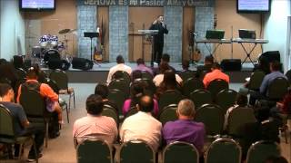 10.3.15 - Co Pastor Oscar Yanes