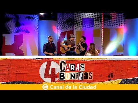 "<h3 class=""list-group-item-title"">Nos visita Mar Tarres y Gonzalo Amaral en 4 Caras Bonitas</h3>"