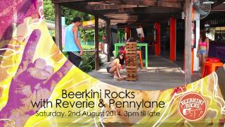 Bikini Bar 2 August 2014   Siloso Beach   Sentosa   Singapore