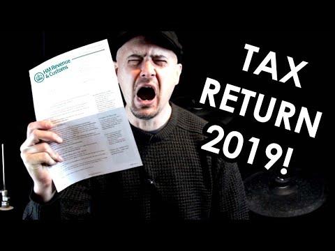 UK Tax Return 2019 - NEW! Self Employed & Small Business