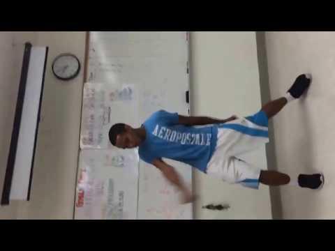 Student vs. Teacher Dance Battle