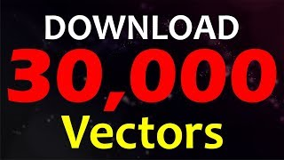 30 Thousand Vectors Design Templates Free Download By Msbgrafix