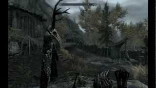The Elder Scrolls 5: Skyrim прохождение Даэдра часть 1 (Малакат)