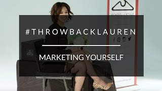 #ThrowBackLauren Marketing Yourself as a Personal Stylist