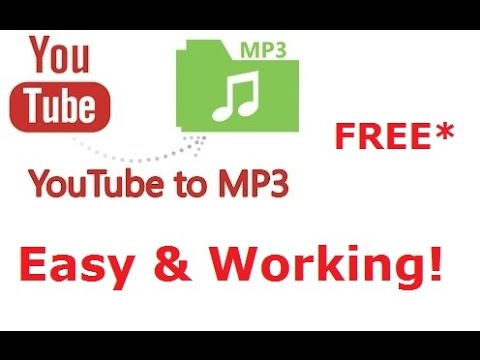 How To Download Audio (mp3) From A YouTube Video.