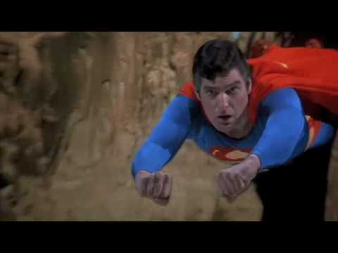 Superman III Missile Chase Re-Edited