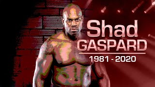 Shad Gaspard Tribute