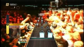 Guitar Hero Live - Your Rules by Andrew WK - Expert - 99%