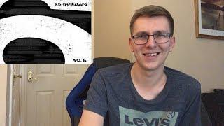 Ed Sheeran - No.6 Collaborations Project | FULL ALBUM REACTION!