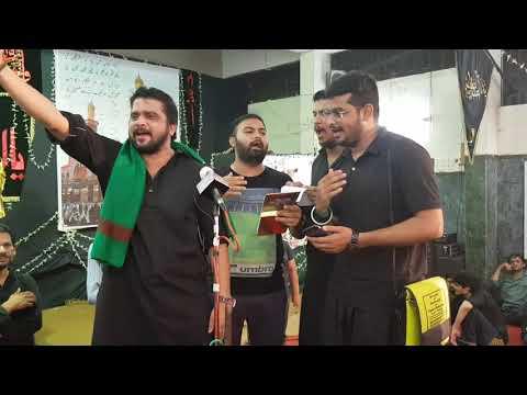 Hum Sauda Nahi Karte Hain Shabbir Ke Gham Me Part 1 - ANJUMAN E ASGHARIYA (YAKUB GALLI)