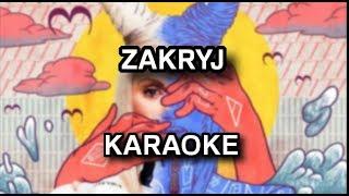 Sarsa - Zakryj [karaoke/instrumental] - Polinstrumentalista