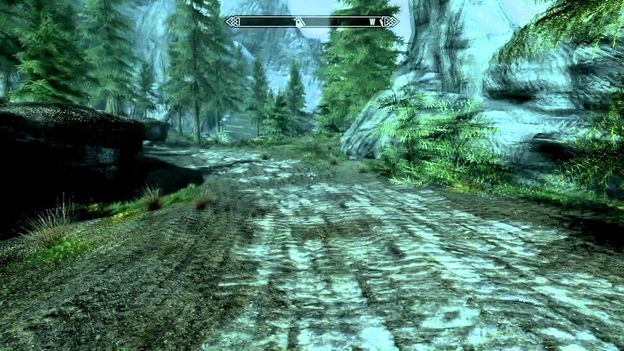 The Elder Scrolls V: Skyrim Treasure Map Guide