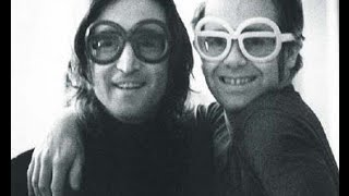 John Lennon & Elton John - Whatever Gets You Thru the Night