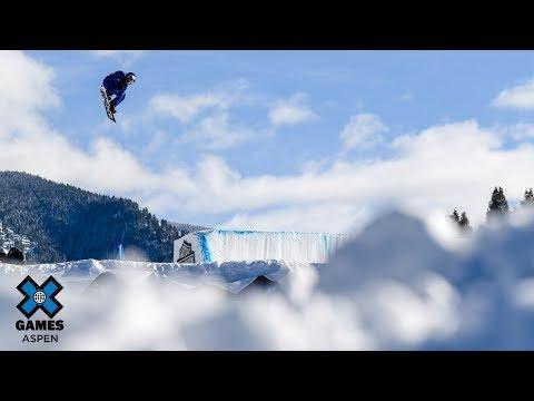 Mark McMorris wins Snowboard Slopestyle gold | X Games Aspen 2019