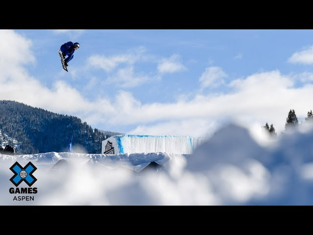Watch Mark McMorris win his 17th X Games medal -- and his 8th gold -- in Men's Snowboard Slopestyle, Saturday at X Games Aspen 2019.