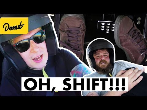 Learn To Heel & Toe Down Shift (feat. ImmortalHD) | HOT LAP