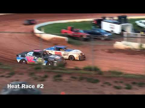 4/20/19 Stock 4 East Lincoln Speedway