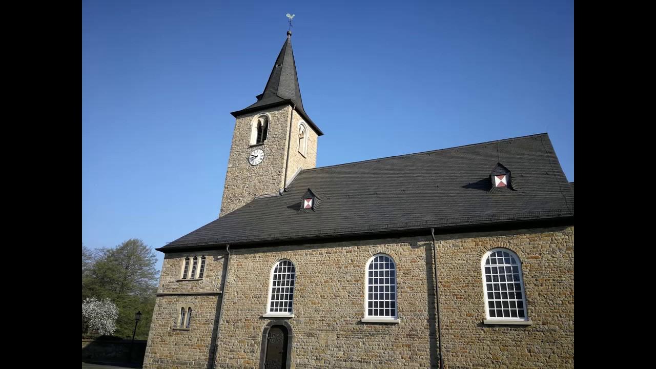 Mülheim a. d. Ruhr (MH) Mintard kath. Kirche St