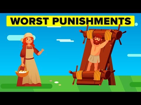 Worst Punishments In The History of Mankind #3