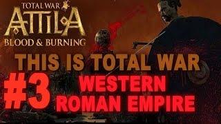 Video This is Total War: Attila - Legendary Western Roman Empire #3 download MP3, 3GP, MP4, WEBM, AVI, FLV Agustus 2017