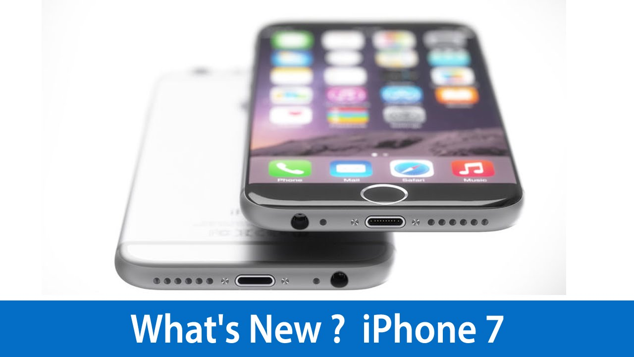iphone 7 amp 7s plus top features and reviews 2016   youtube