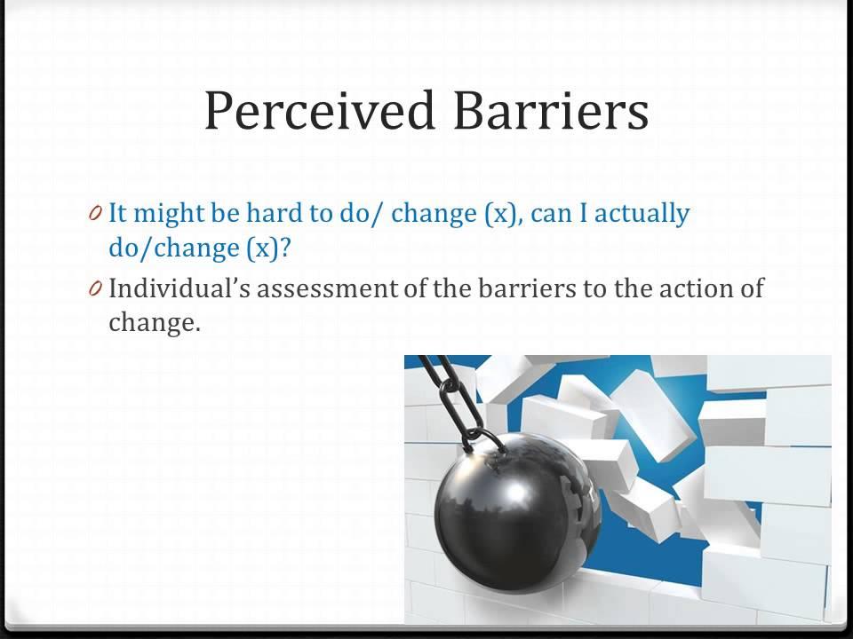 Health Belief Model Presentation Youtube