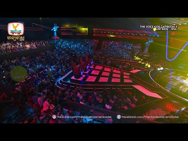 Intro (Live Show Final | The Voice Kids Cambodia Season 2)